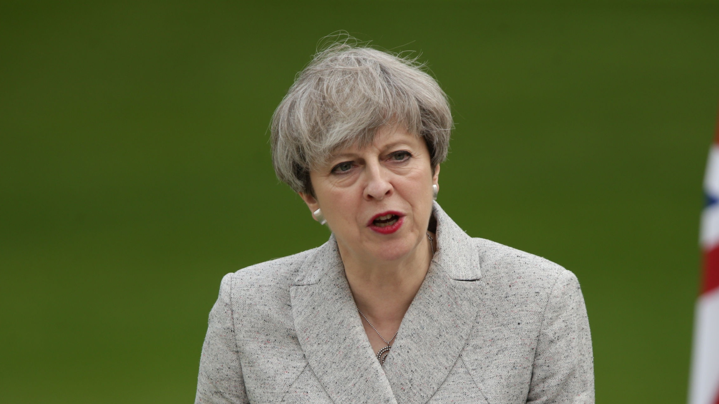 May fails to secure DUP deal ahead of Queen's Speech
