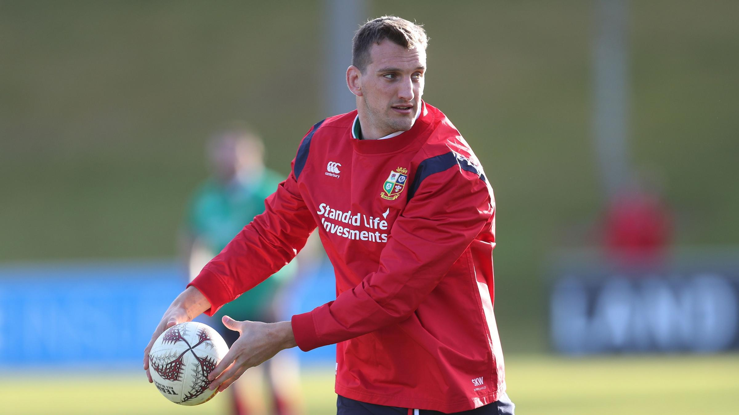 British & Irish Lions name team to face Maori All Blacks