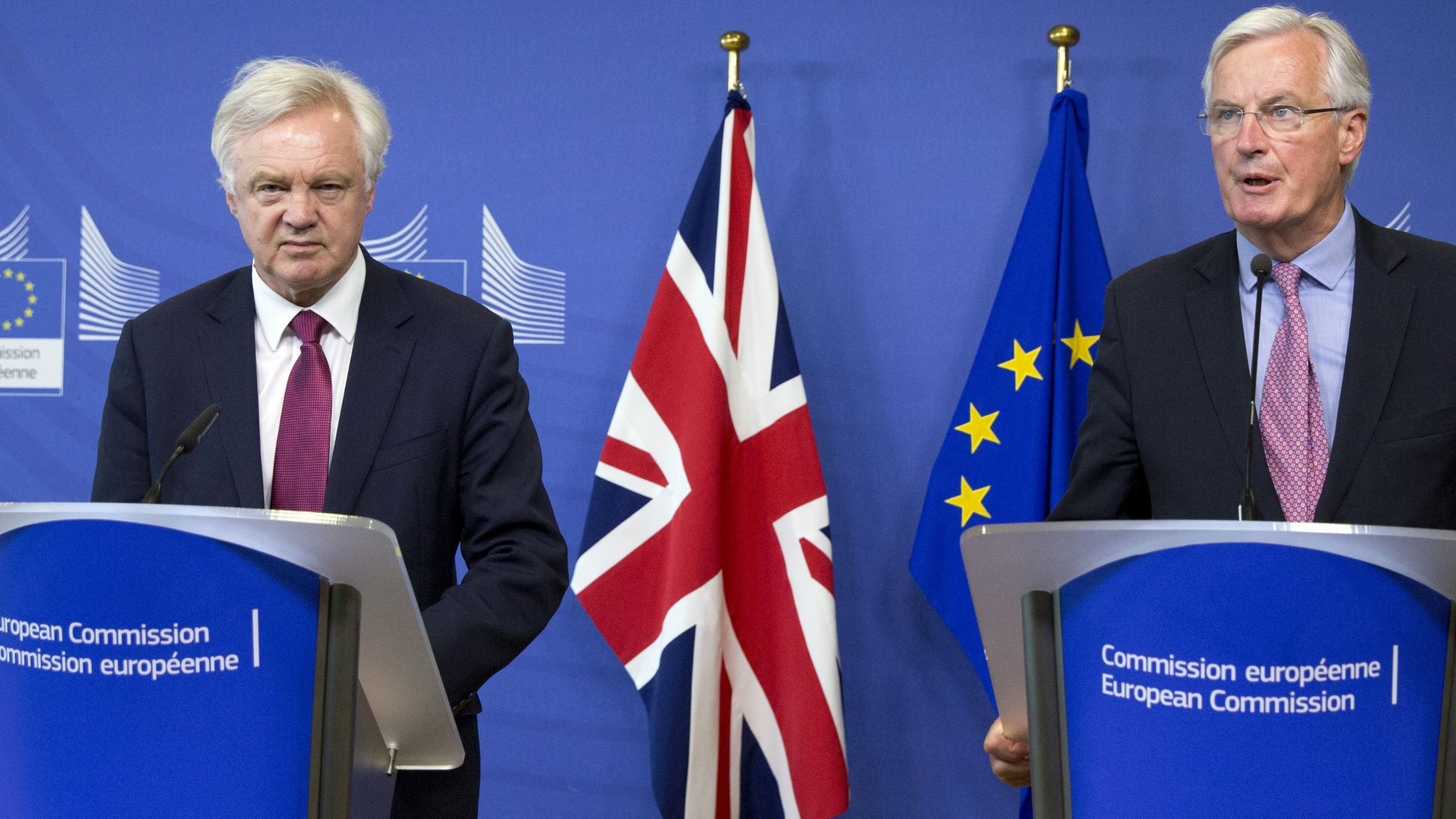 Brexit talks to focus first on orderly exit