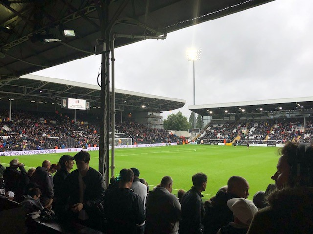 Fulham 4 Burnley 2: Mitrovic brace helps Cottagers get off the mark